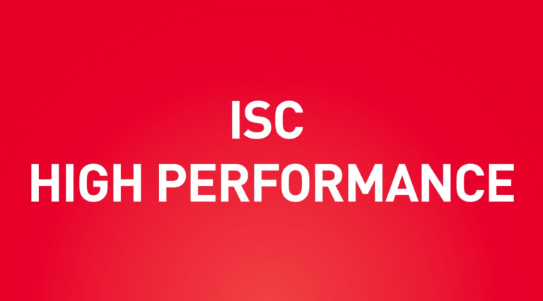 Opener – ISC High Performance Event