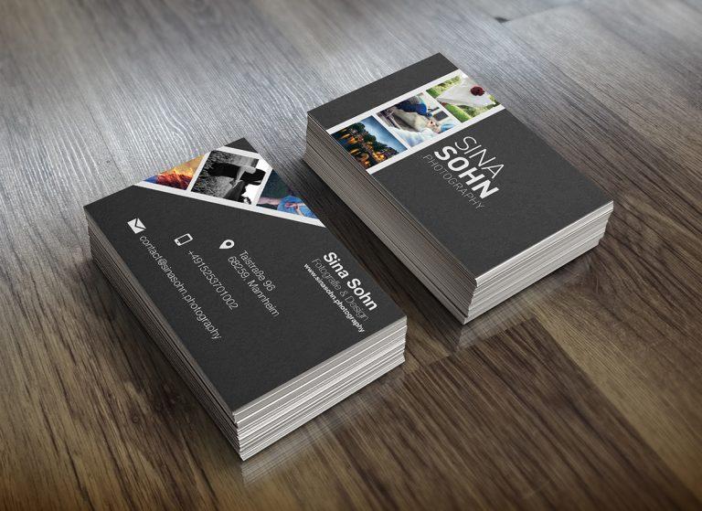 Branding – Sina Sohn Photography