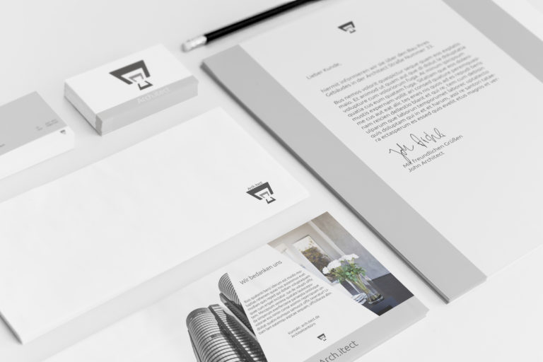 Branding – arch.itect