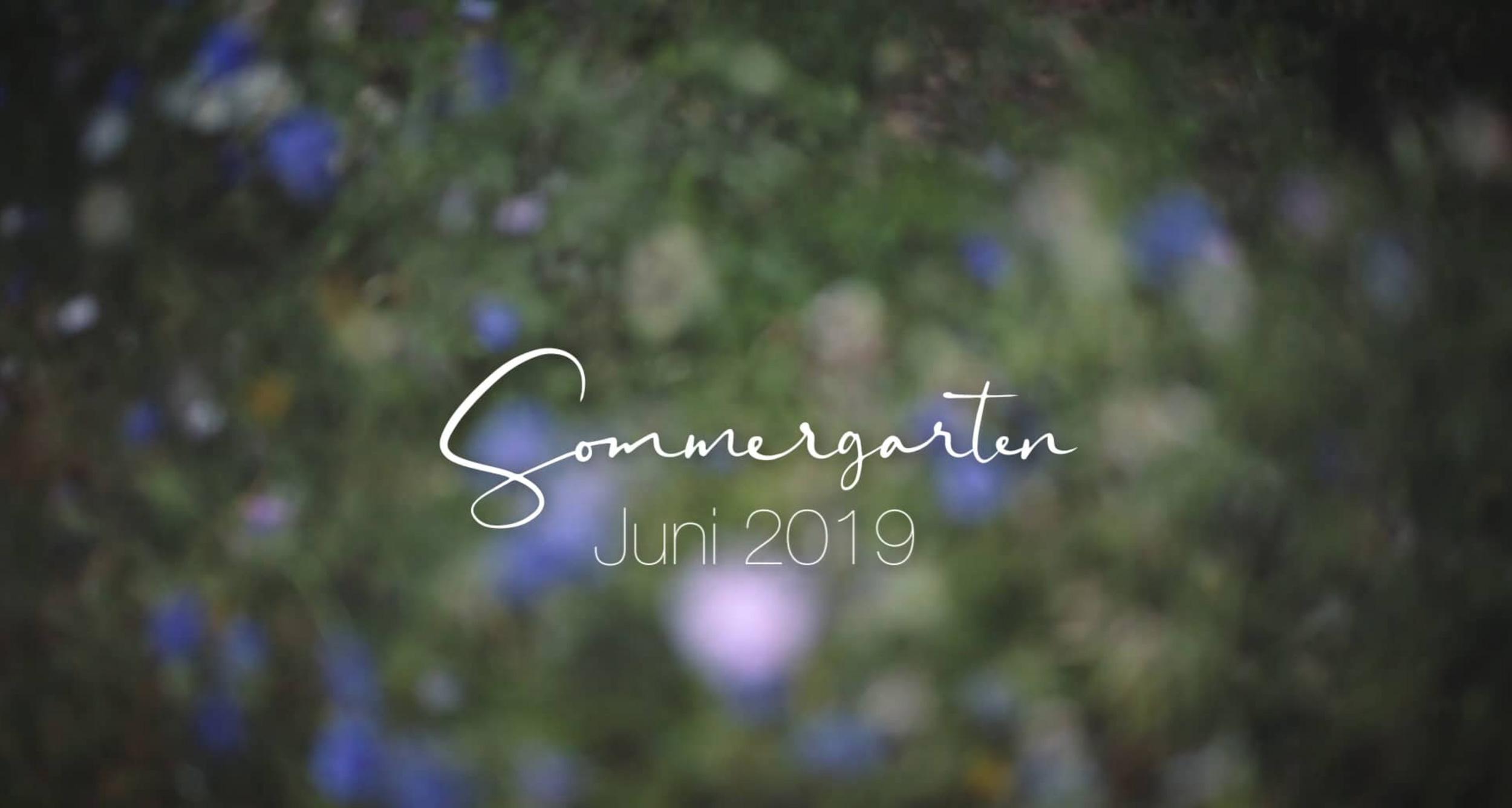Somergarten 2019