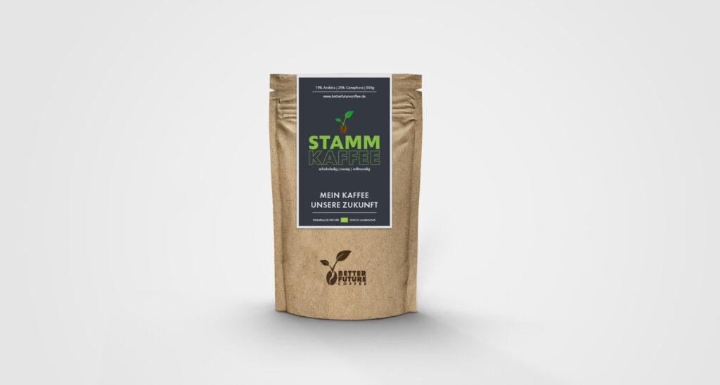 betterfuturecoffee packaging design